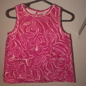 LILLY PULITZER baby shift